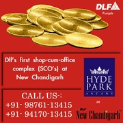DLF Hyde Park Arcade New Chandigarh