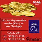 DLF Hyde Park Arcade New Chandigarh