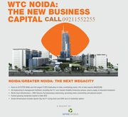 WTC Noida  office for sale