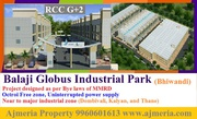 Balaji Globus Industrial Park For Factory Industrial Rcc Gala on Sale