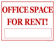 Premises for commercial space for rent in Malleswaram.