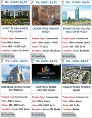 OFFICE SPACE FOR LEASE IN NOIDA