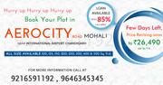 Best dels on Plots In Aerocity Road Moahli