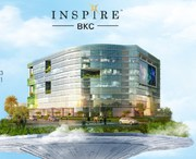 Commercial Property in BKC by Adani Realty - Inspire BKC