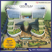 Find All types of shop,  Showrooms,  Office & more in Zirakpur