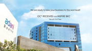 Business Space in BKC  Adani Realty - Inspire BKC