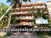 25000 sqft  resorts sale at Kovalam Trivandrum