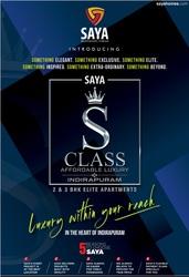 Saya S Class | Flats in Indirapuram For Purchase | 99999 55678