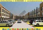 Built-up Booths with basement in Omaxe Mullanpur,  Omaxe Booth Mullanpu