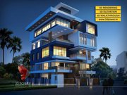 3D Bungalow Rendering Services by 3D Power