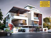 3D Architectural Walkthrough & Rendering Services by 3D Power