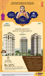 Best Home From MAHAGUN MANTRA Sector-10 Greater NOIDA WEST