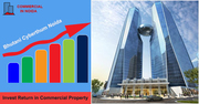 Get Commercial Space in Bhutani Cyberthum Noida Expressway