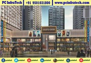 Bayshop in Curo Mall for sale,  Shop in Mullanpur Chandigarh 95O1O318OO