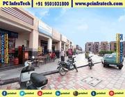 Omaxe Built Booth New Chandigarh Mullanpur 95O1O31800