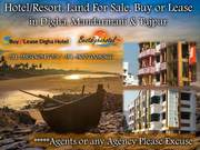 Well Decorated Hotel/ Resort for Sale in Mandarmani