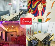 Shared Office Space in delhi for Startup