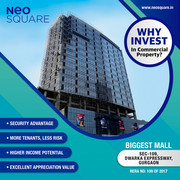 New Commercial Project Dwarka Expressway– Neo Developers