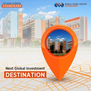 WTC Chandigarh Commercial & Retail Space In Mohali