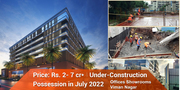 Book one of the best commercial properties in Pune at one of the landm